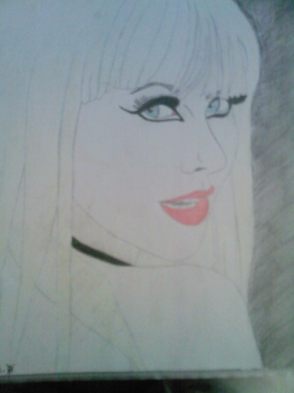 Christina Aguilera par angeltelimi23